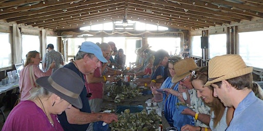 Sunday Feb 23, 2020: Sierra Club Lunz Group Oyster Roast and Auction at Bo