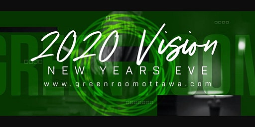 Green Room 2020 Vision New Years Eve