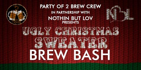 Ugly Sweater Christmas Brew Bash tickets