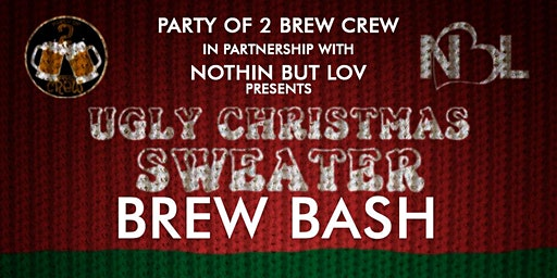 Ugly Sweater Christmas Brew Bash