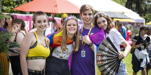 Minus18 Youth Precinct: Midsumma Carnival 2020