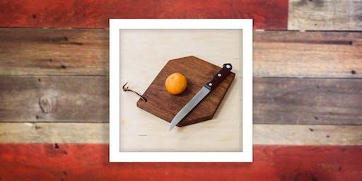 Chop Chop! DIY Cutting Board