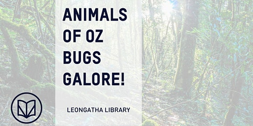 Animals of Oz - Bugs!
