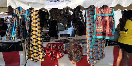 Contemporary African Christmas Market tickets