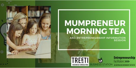 Mumpreneurs Morning Tea - January 2020 tickets