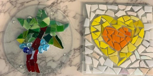 Glass On Glass Mosaic Workshop