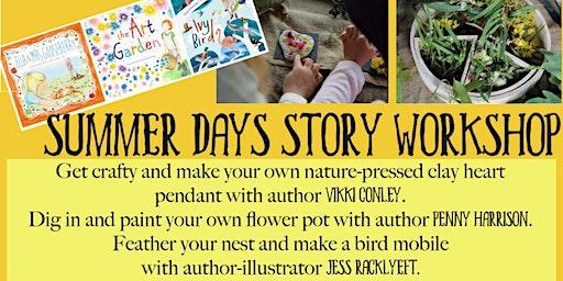Summer Days Story Workshop