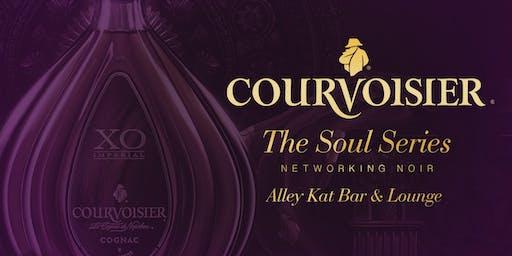 Courvoisier Soul Series - 9 or 11pm - LIVE MUSIC = NEO SOUL vs R&B