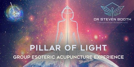Lightbody Activation: Pillar of Light