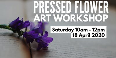 Pressed Flower Art workshop