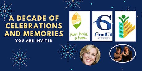 GradUit - A Decade of Celebrations and Memories  - Fundraiser tickets