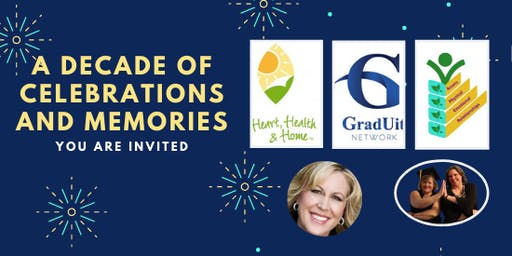 GradUit - A Decade of Celebrations and Memories  - Fundraiser