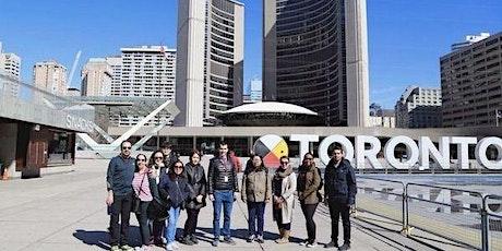 Explore Toronto Downtown – Walking Tour tickets