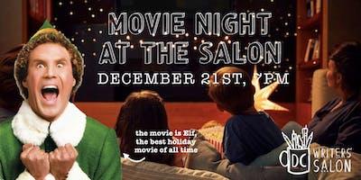 DC Writers' Salon: Movie Night At The Salon