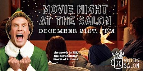 DC Writers' Salon: Movie Night At The Salon tickets