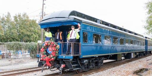 Papa Noel's Holiday Train