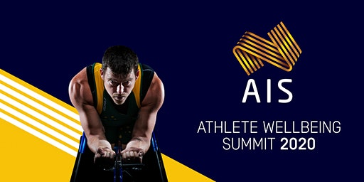 Athlete Wellbeing Summit: Tokyo and Beyond -The Future of Athlete Wellbeing
