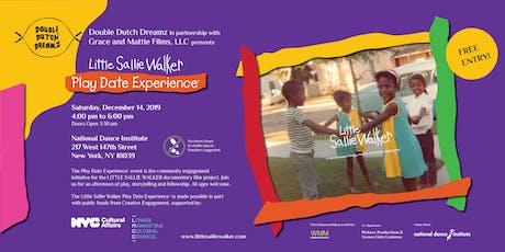 Little Sallie Walker Play Date Experience© tickets