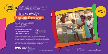 Little Sallie Walker Play Date Experience© tickets