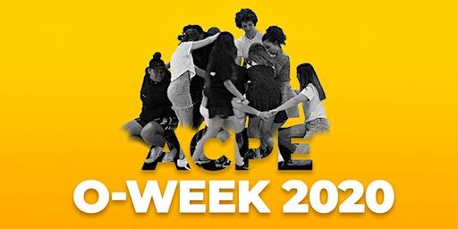 ACPE O-Week 2020