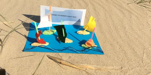 Rockdale Library - School Holiday Activity - Sydney to Hobart Yacht Race Game