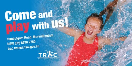 Family Pass - Tweed Regional Aquatic Centre Murwillumbah tickets