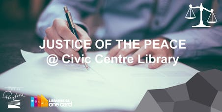 JP @ Civic Centre Library, Saturday 10AM  - 12PM tickets