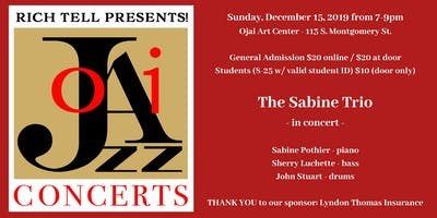 The Sabine Trio