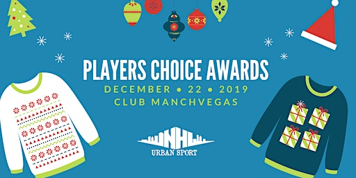 Players Choice Awards | End of Season Party