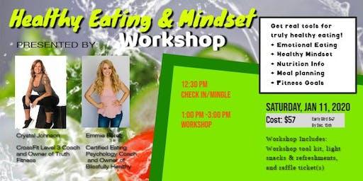 Healthy Eating & Mindset Workshop