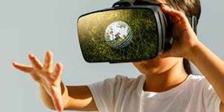 January School Holidays - Virtual Reality at Alkimos Pop Up Library tickets