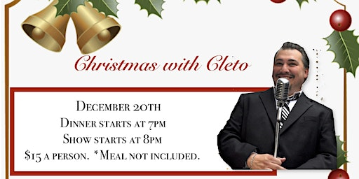 Christmas with Cleto