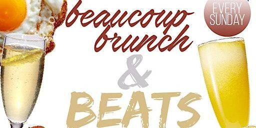 Beaucoup Brunch & Beats