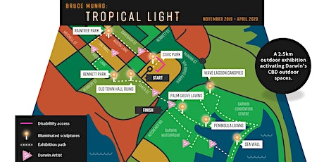 Bruce Munro:Tropical Light Industry Briefing tickets