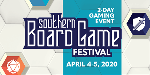 Southern Board Game Festival 2020