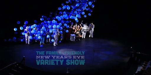 Family-Friendly New Years Eve Variety Show