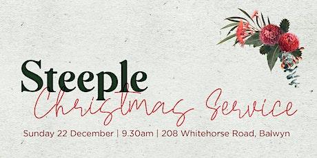 Steeple Christmas Service tickets