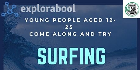 Explorabool: Learn to Surf tickets