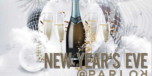 New Year's Eve @ Parlor
