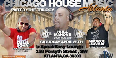Chicago House Music in Atlanta tickets