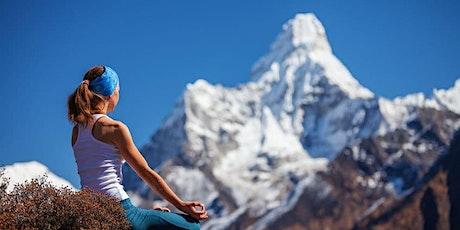 7 Days High Himalayan Outdoor Spiritual Yoga & Trekking Retreat India tickets