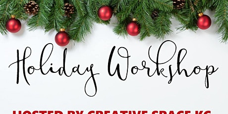 Holiday Workshop tickets