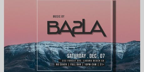 Frequency presents BA2LA (extended set) tickets