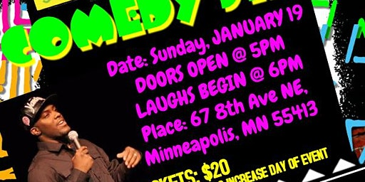 Comedy Show (Happy 34th Birthday Meka)