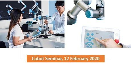 Cobot Seminar & Technical Workshop - Philippines, 12 Feb 2020 tickets