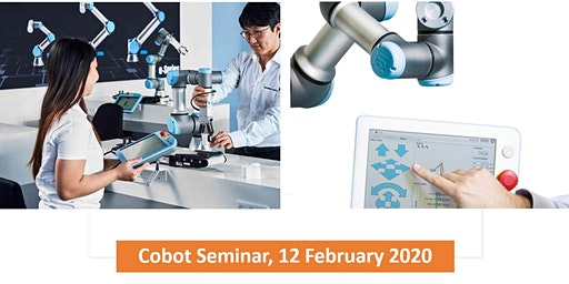 Cobot Seminar & Technical Workshop - Philippines, 12 Feb 2020