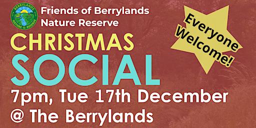 Berrylands Christmas Social Evening