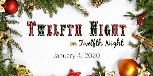 Twelfth Night on Twelfth Night: A ShakesBEERean Fundraiser