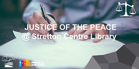 JP @ Stretton Centre Library, Tuesday 12-2pm [POSTPONED] tickets