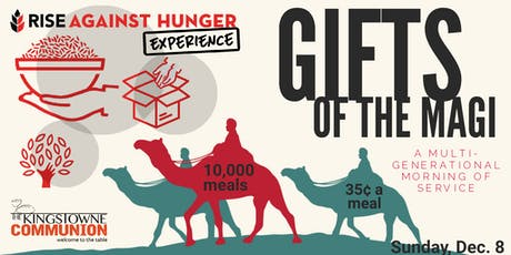 Gifts of the Magi Meal-Packing Event tickets